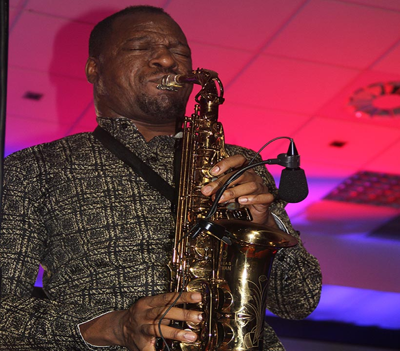 Katumwa's journey into Jazz spans just East African, and African boarders, through high ranking festivals and events, where he has not only graces stages, but also held collaborations with Jazz stars like