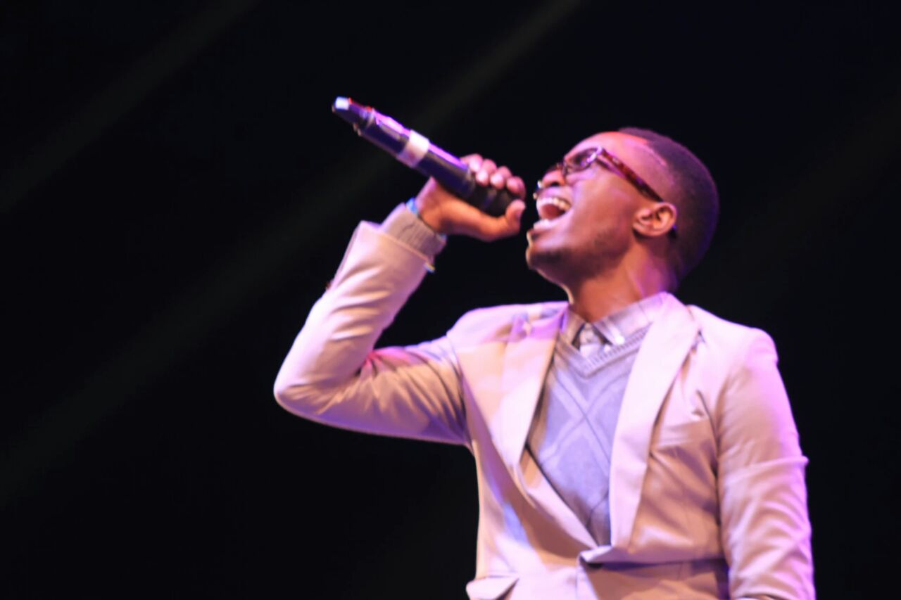 The musician, who has risen since 2009 is lately known through his latest songs Drunk of the Holy Ghost, Iratuzi and 'As You are, Yes I am',which have captured audience .