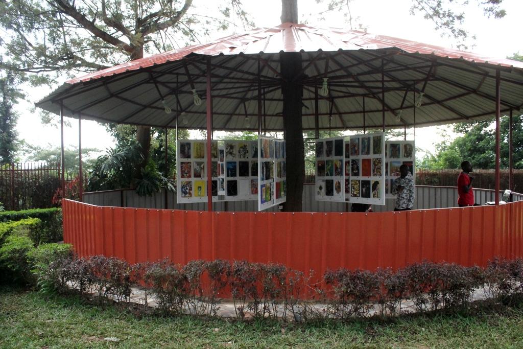 Ingazo Art centre holds its Showcase of A Journey of 365 Days
