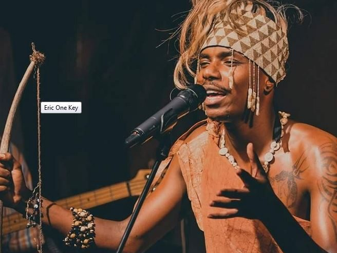 Last year, Ngagare stages several series dubbed Expericment ,which were a sail through his poetic creativity, crafting himself an image of nurturing the fusion of arts for bewildering sessions.