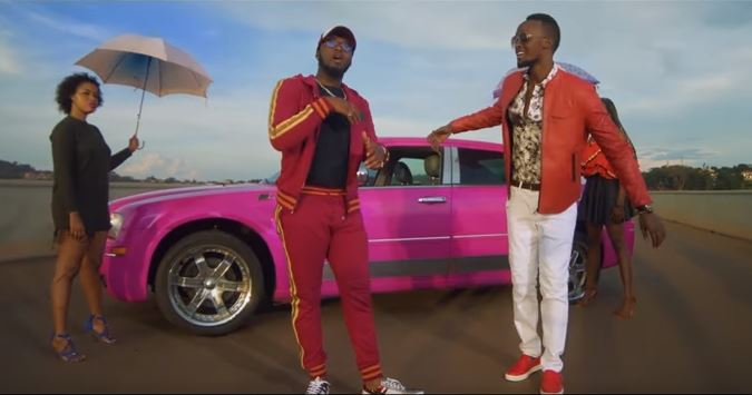 Safi Madiba's video is directed by Uganda's Sashya Vybz, and has already sparked debate among locals, for its scenes, which depict girls cladded...