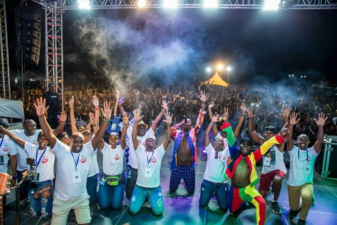 As part its Melanin Tour, Sauti Sol held two concerts in Burundi, with its first being a VIP Show, which left a statement of praise, the band wrapped up its #MelaninWorldTour