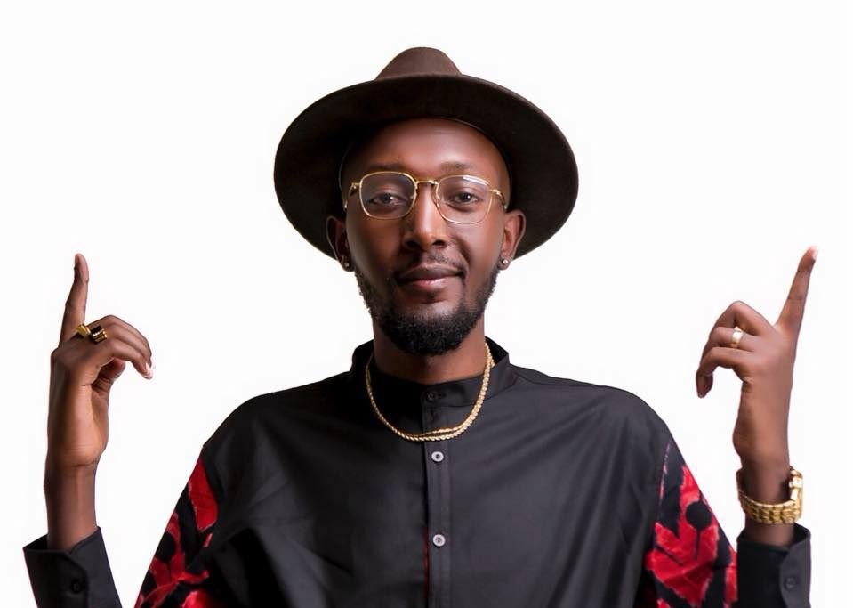 Musician Deejay Pius