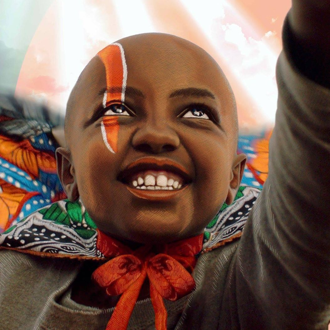 Starring Stycie Waweru, the film is a story of Joy, who loves films and holds a dream of being a super hero. Though terminally ill and keeps at home awaiting her death, she's only left with her sisters, who keep hopes