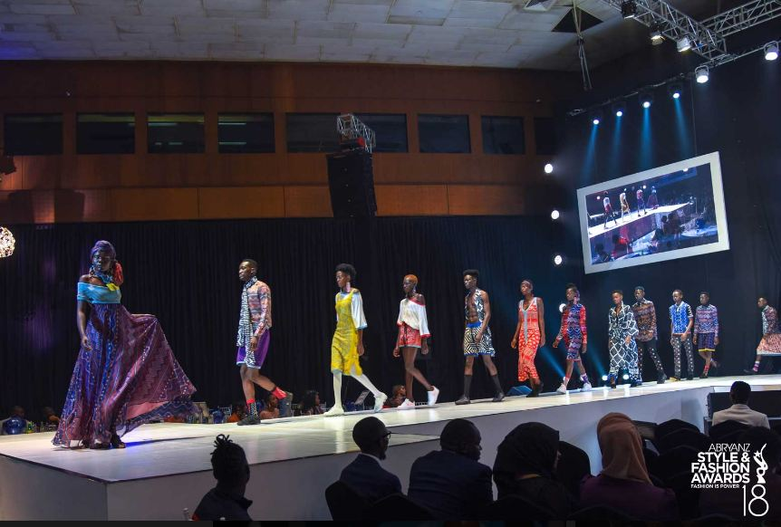 This year's Abryanz Style & Fashion Awards had guests and nominees from all over the continent descend upon Kampala to celebrate fashion. Themed 'Fashion is Power' , the event