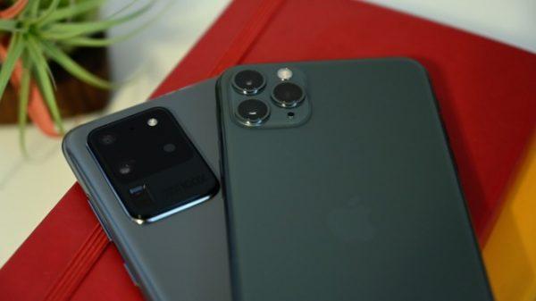 Samsung Galaxy S20 Ultra Vs Apple IPhone 11 Pro