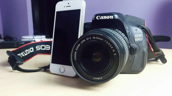 Could your smartphone be the only camera you need?