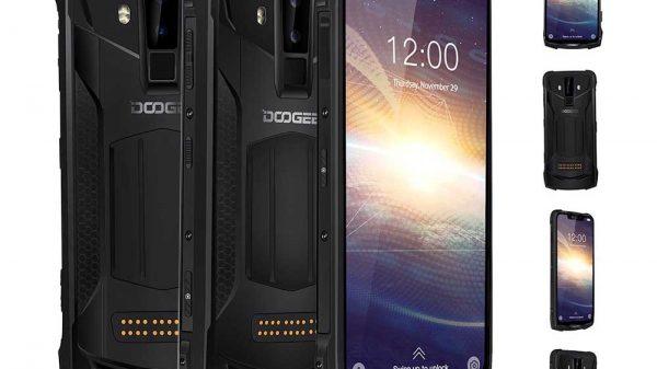 Doogee S90, A World's Unbreakable Smartphone
