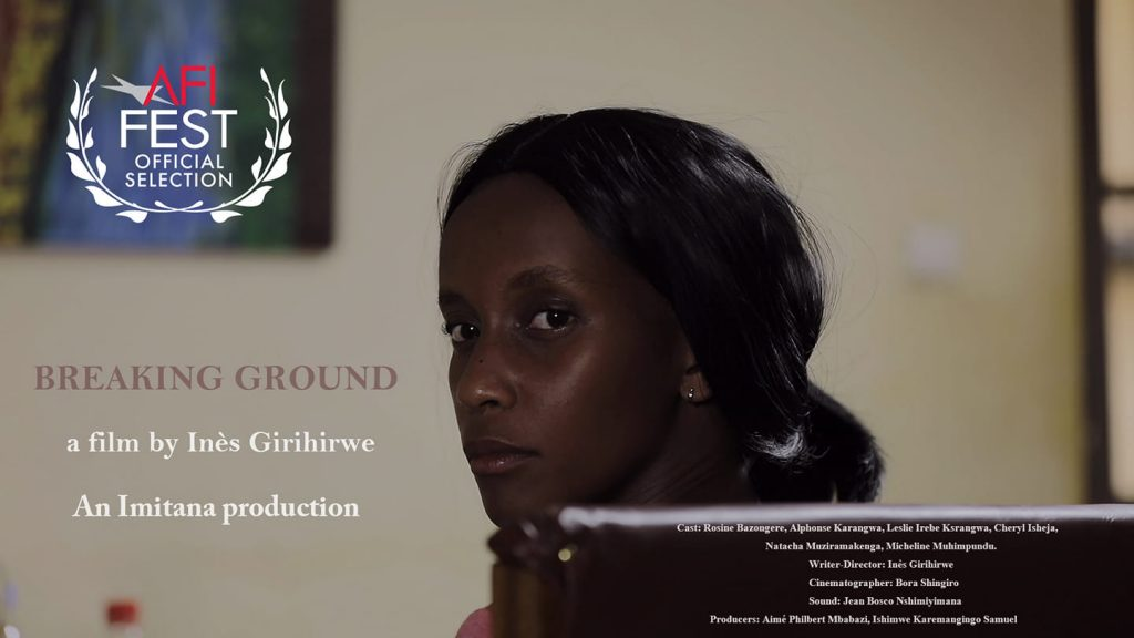 The film was produced by Imitana Productions through 'Power in Constraints' film production workshop. This happens to be Girihirwe's first project to hit the international scene, hence receiving this honor.